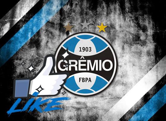 Grêmio lidera número de likes em Barracão/PR, Bom Jesus do Sul/PR e Dionísio Cerqueira/SC no ano 2017