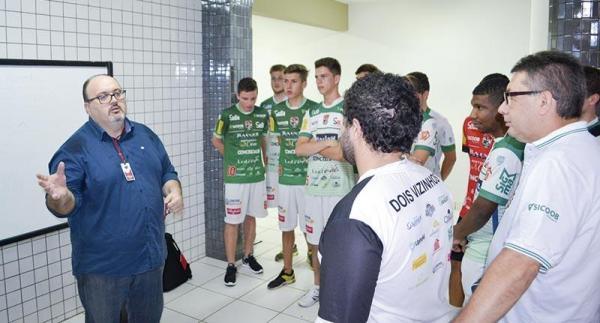 Galo Futsal- Atletas devem se apresentar no dia 19 de fevereiro