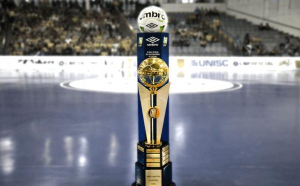 Liga Nacional de Futsal confirma campeonato com 19 equipes