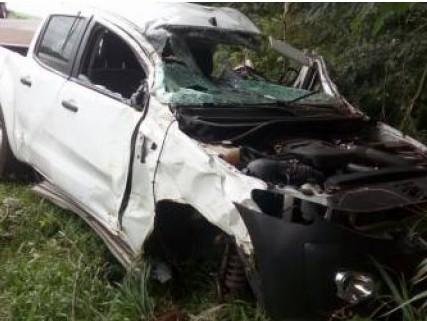 Empresário morre após acidente na PR-281