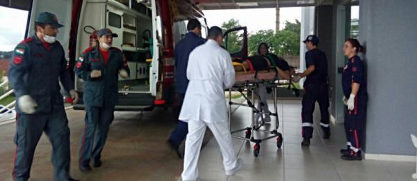 Dois jovens morrem após acidente em Dionísio Cerqueira