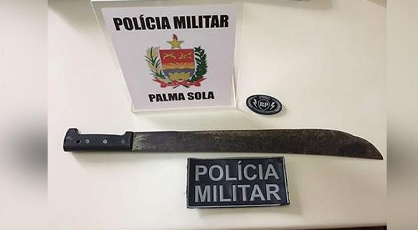 PM prende três homens em Palma Sola após briga