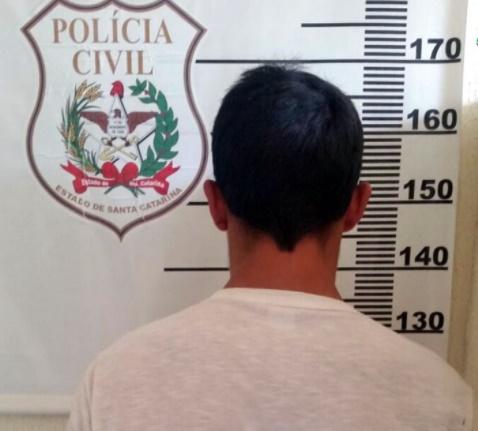 Acusado de roubo é preso em Dionísio Cerqueira