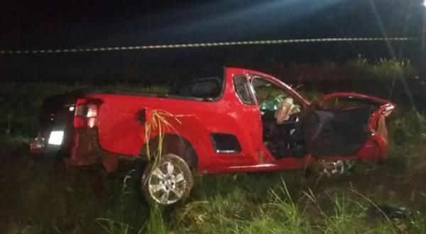 Condutor morre após acidente na SC-492
