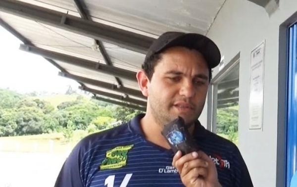 O jogo é festivo, mas é nosso dever ganhar em casa; Disse Márcio Camargo sobre o jogo contra o Havaí