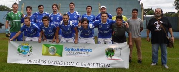 Jogo decisivo da Copa dos Campeões e estrega de faixas em Barracão
