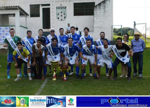 Cruzeiro São Roque goleou o União Marcianópolis e sagrou-se campeão da Copa dos Campeões