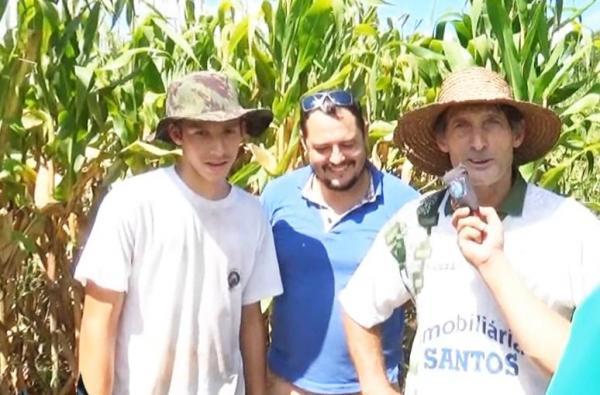 Luiz Zanone disse que agricultores chegarão preparados para o I Torneio da Integração