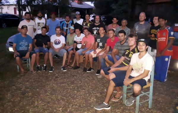 Santo Antonio do Sudoeste deverá participar da Copa Sudoeste de Futebol