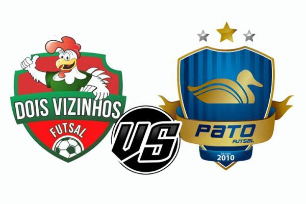 Galo Futsal anuncia amistoso contra o Pato no próximo dia 3 de março