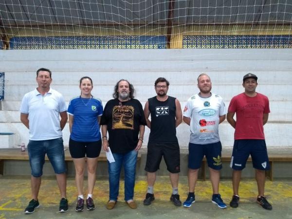 SAS – Departamento de Esportes definiu horários de treinamento das escolinha