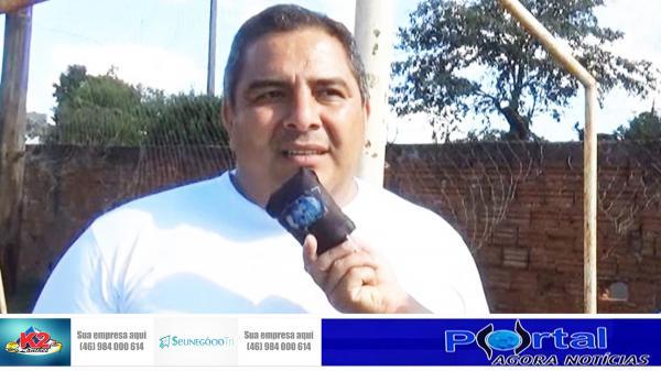 Diretor de esporte de Irigoyen disse que recepção para brasileiros será a melhor possível