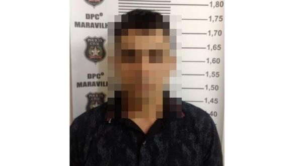 Acusado de homicídio é preso pela Polícia Civil