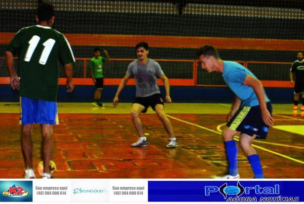 Nova Esperança inicia treinos em busca do tri do Interbairros de Futsal