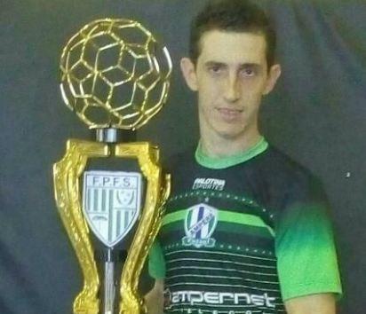 Bacana será o técnico do Ampére no Paranaense de Futsal