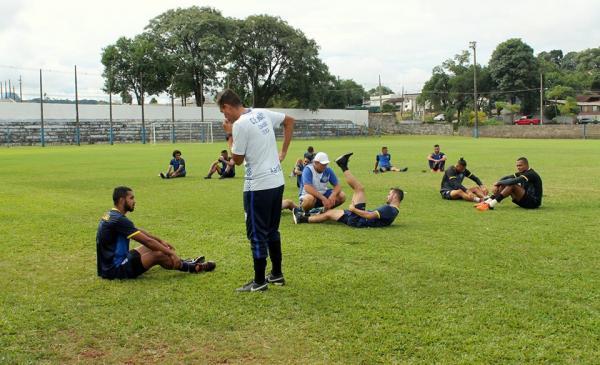 Fora das decisões do primeiro turno, União treina para o returno do Paranaense Série A
