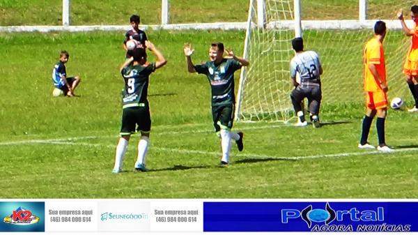 LM9 marca duas vezes e Palmeiras Peperi despacha o Tarumã na Copa CIF