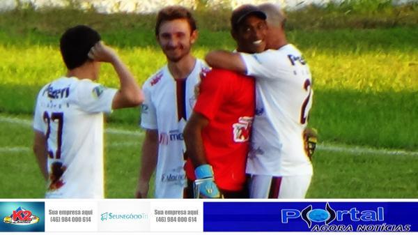 Sincronizados; Robertinho defende penalidade e Geazy garante a vaga da Sede Marina para semifinal da Copa CIF