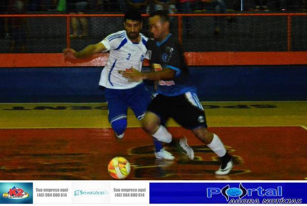 Barracão – Confira o resultado da segunda rodada do Interbairros