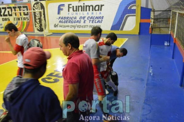 Barracão – Nacional Simonetto estreia hoje (15) contra Copasa F. no Interbairros de Futsal