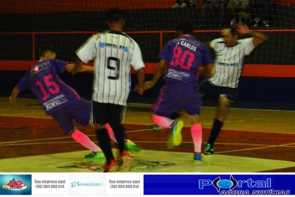 Barracão – Bartiras e Poncio fazem melhor jogo da rodada, mas terminaram empatados