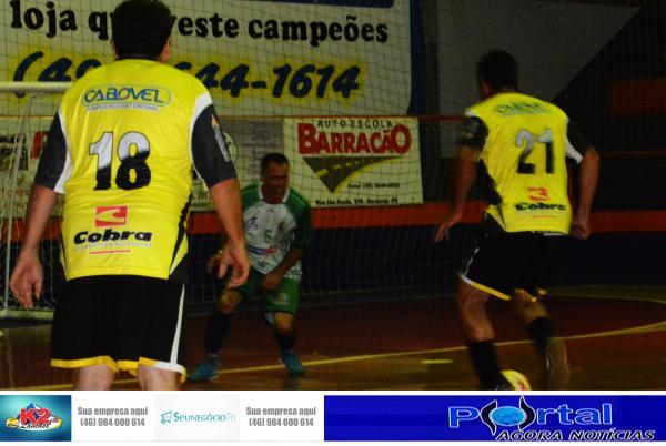 Barracão – Confira o resultado da rodada do Interbairros de Futsal