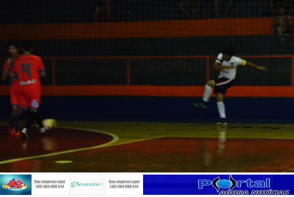 Barracão - Confira o resultado da sétima rodada do Interbairros de Futsal