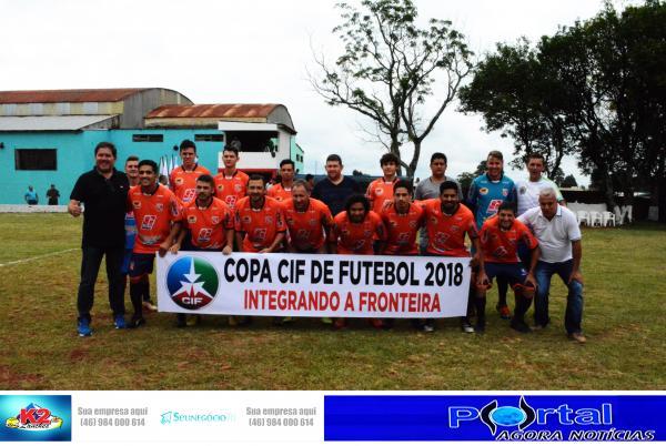 Cruzeiro e Fátima jogam hoje (24) a ida das semifinais da Copa CIF