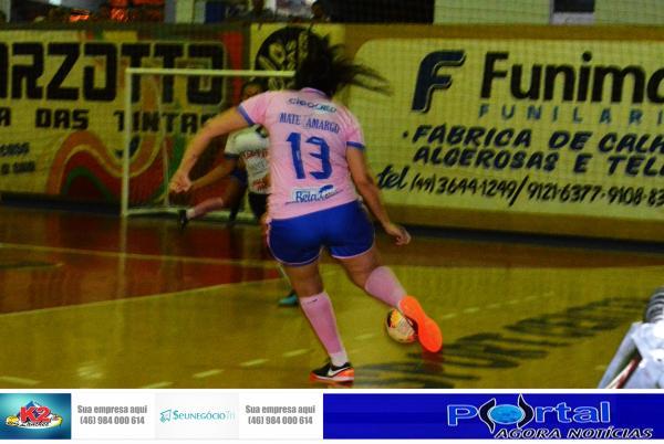 Barracão – Fátima tentará recuperação contra o Cruzeiro São Roque no Feminino de Futsal