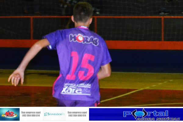 Barracão – Canarinho e Meninos da Vila fazem o jogo da recuperação no Interiorano de Futsal