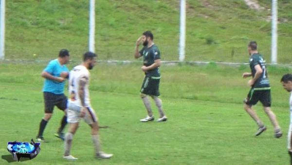 Palmeiras Peperi vence de virada o Atlético Sede Marina e está a um empate da final da Taça CIF