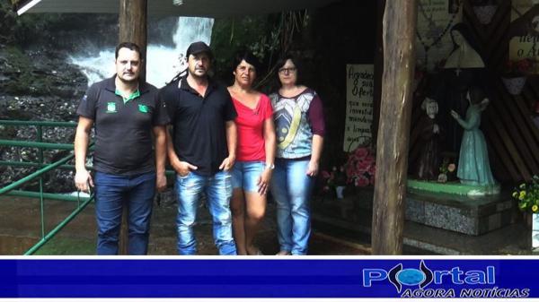 Barracão – Comunidade começa os preparativos para receber a 12ª Cavalgada de Santa Emília