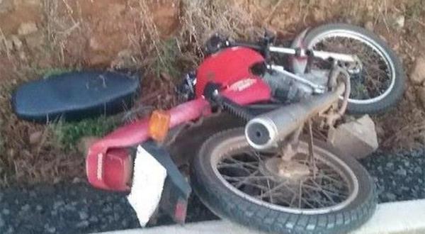 Motociclista morre após colisão em Dionísio Cerqueira