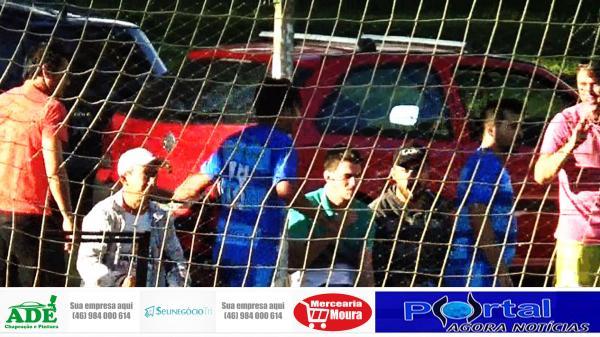 Apático; Barracão fica no empate com Salgado Filho na estreia da Copa Sudoeste de Futebol
