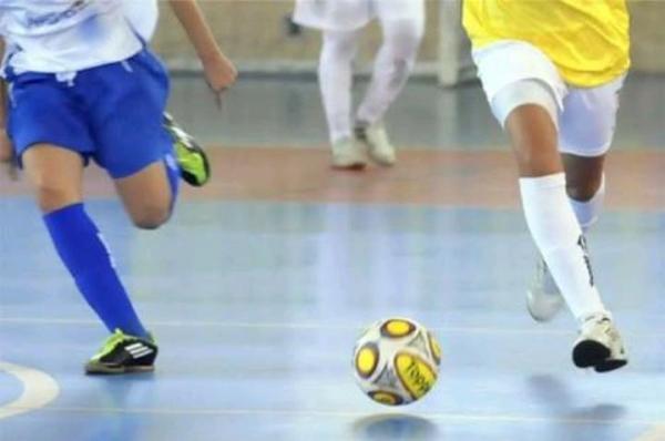 Futsal vai Movimentar o Esporte no Município com Quatro Jogos na Noite de Hoje