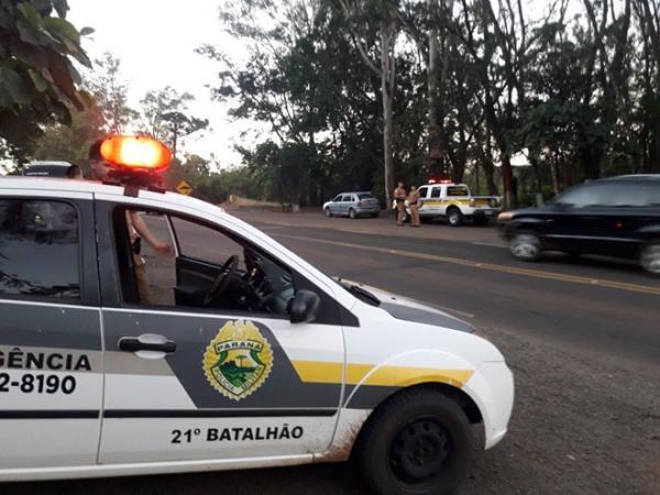 Polícia Militar realiza operação de Saturação e Prevenção em Enéas Marques