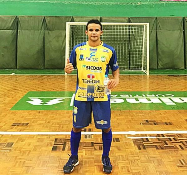 Ex Arsenal Kleyton Paraíba Estreia com Vitória na Liga catarinense