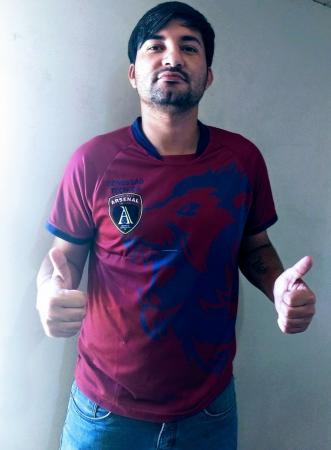 Pires a Nova Estrela do Arsenal Futsal
