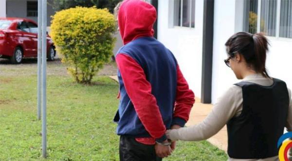 Acusado de homicídio é preso em Campo Erê