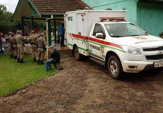 Casal de idosos é morto durante assalto
