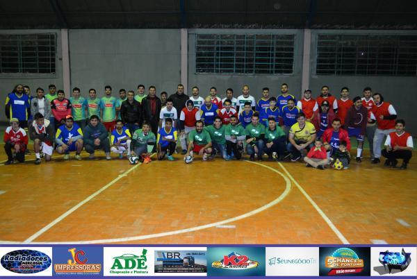 Barracão - Esporte Clube Industrial realizou no último sábado (16) primeira rodada da II Taça Amizade