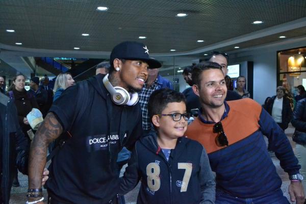 Cristiano, Messi, Neymar? Não, a bola da vez é Marinho