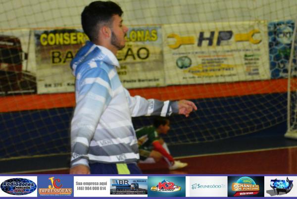 Wesley Rauber durante o treinamento de ontem (03)/Foto:Marcos Prudente