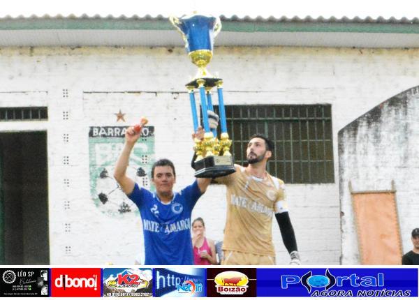 Barracão – Quem será o novo campeão? Entrega de fichas para o Barraconense será nesta sexta (13)