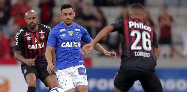 Atlético Paranaense busca vaga na Copa do Brasil