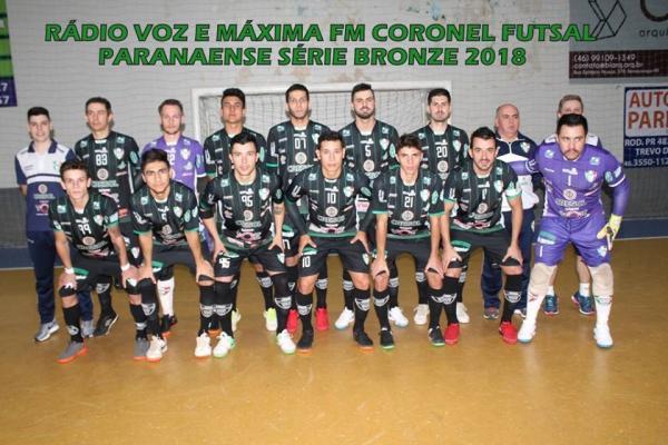 Coronel Futsal vence o Renascença fora de casa