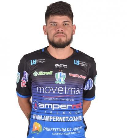 Wanderson é a nova contratação do Ampére Futsal