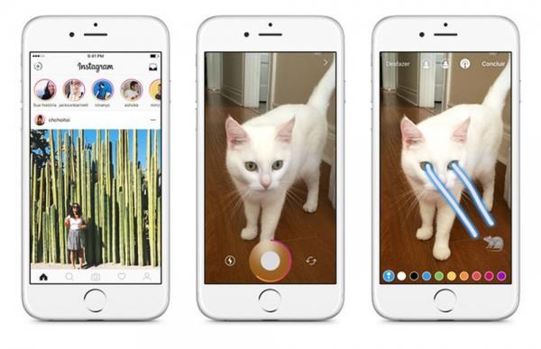 Instagram e Facebook incluem opções para controlar tempo de uso