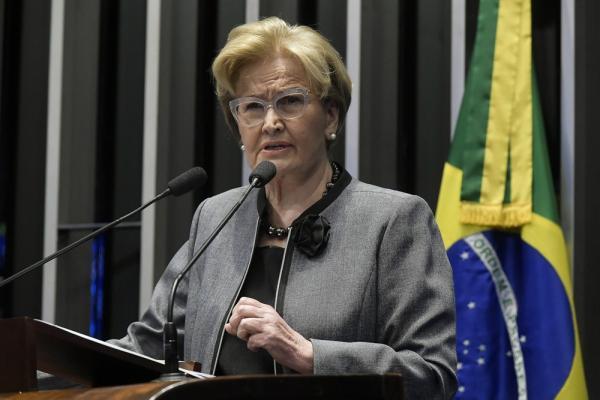 Ana Amélia fecha solução regional para ser vice de Alckmin
