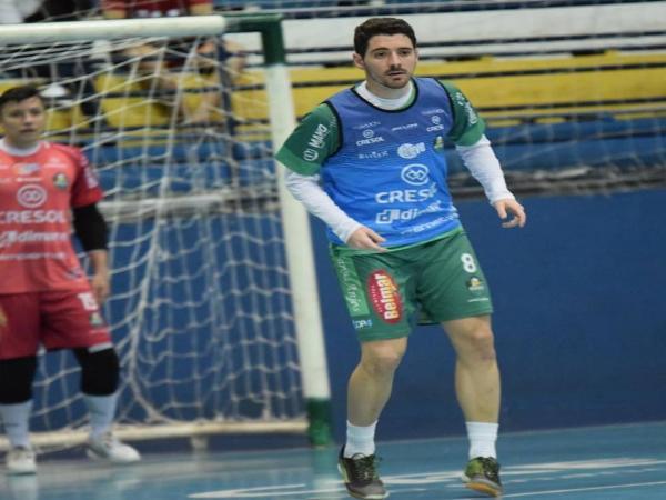 Renan Fuzo deixa o Marreco